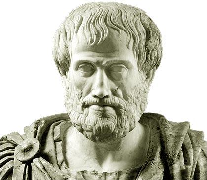 Aristóteles: 384 a.C. a 322 a.C.