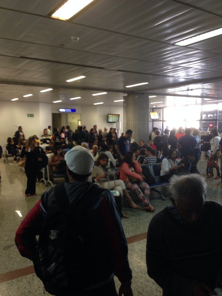 Terminal 2 de Guarulhos