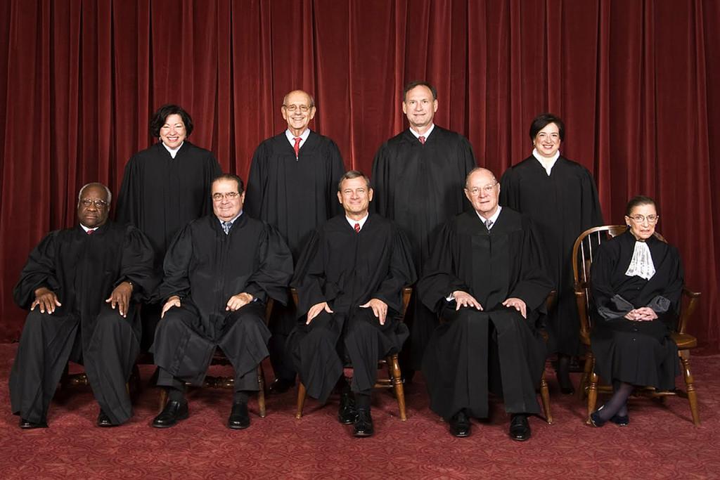 Juízes da Suprema Corte dos EUA: sabatinados de verdade