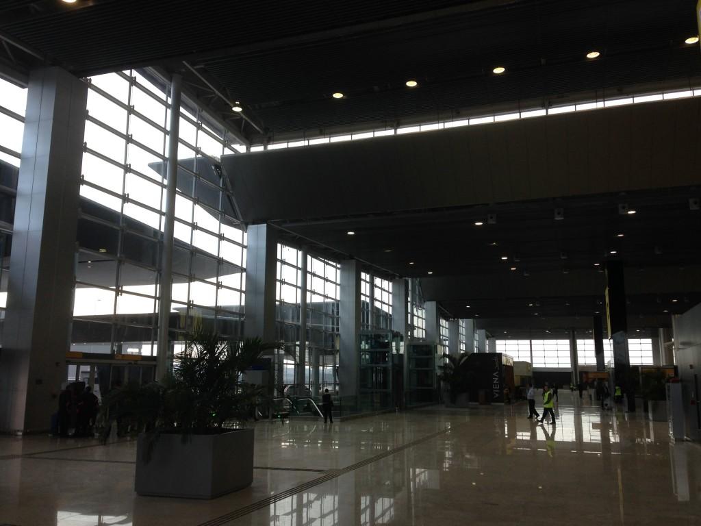 Novo Terminal 3 do aeroporto de Guarulhos