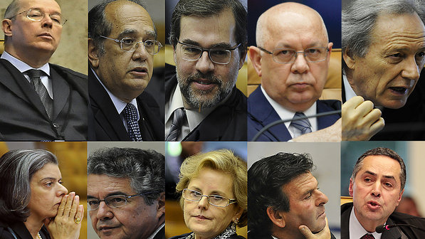 Atuais Ministros do STF: que tipo de juiz será Fachin?