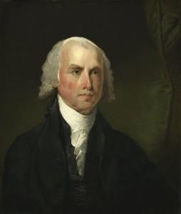 James Madison: Secretário de Estado dos EUA em 1801 a 1809