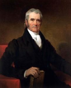 John Marshall: juiz chefe da Suprema Corte dos EUA