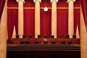 Plenário atual da Suprema Corte dos EUA: Marbury elevou o prestígio e a importância do Poder Judiciário